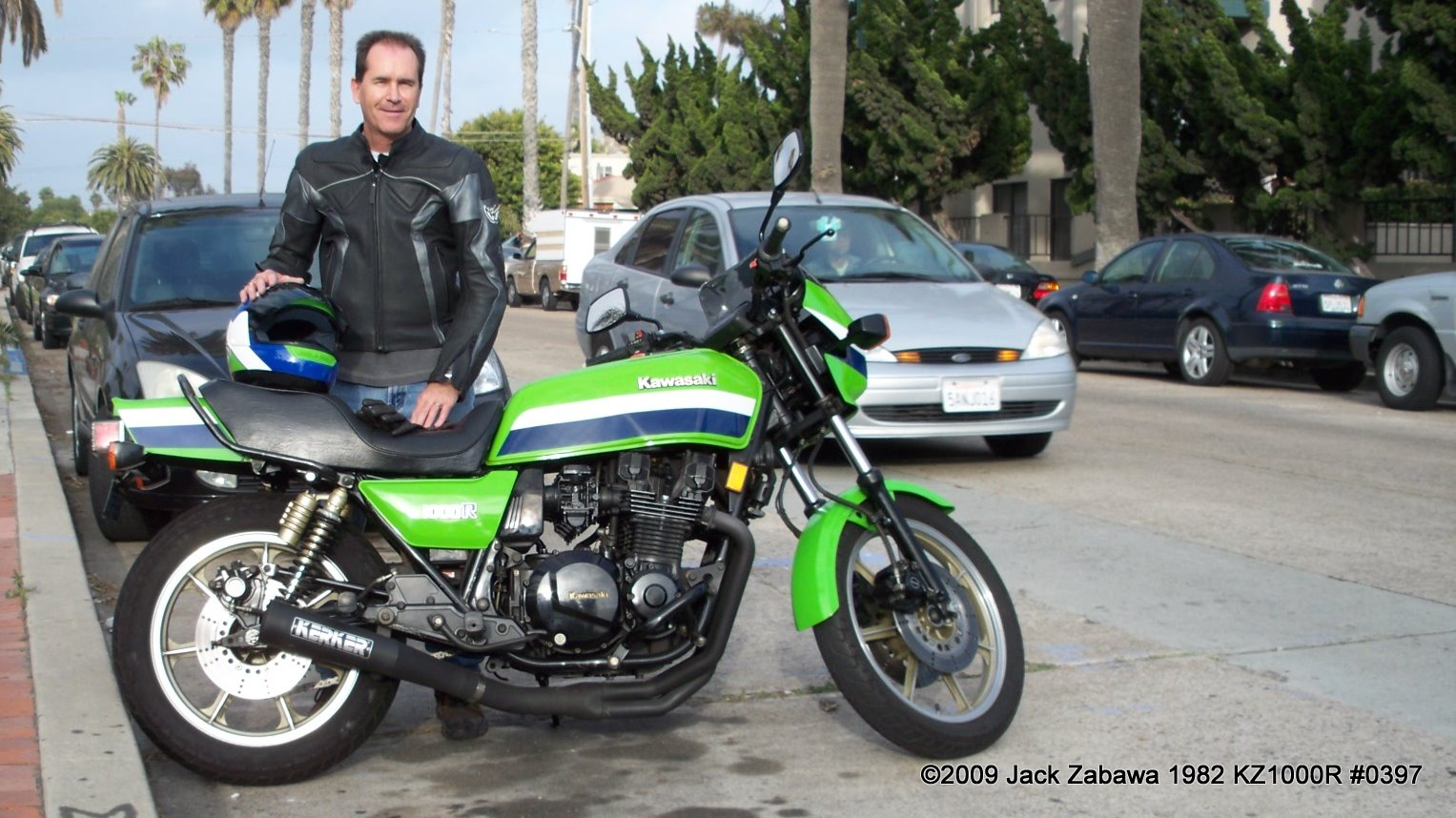 KZ1000R.com Bike of the Month June 09.